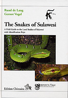 Book: The Snakes of Sulawesi
